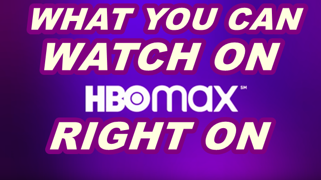 Everything you can watch on HBOMAX