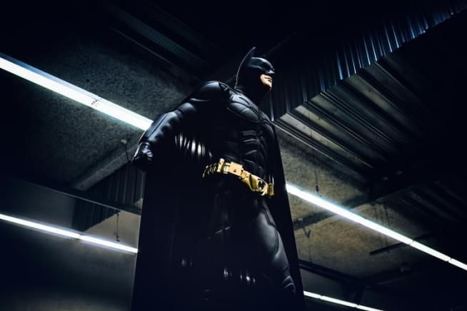'Batman' is real… sort of