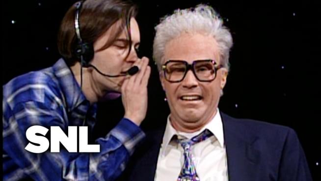 Watch the best of Will Ferrell's 'Harry Caray' on SNL