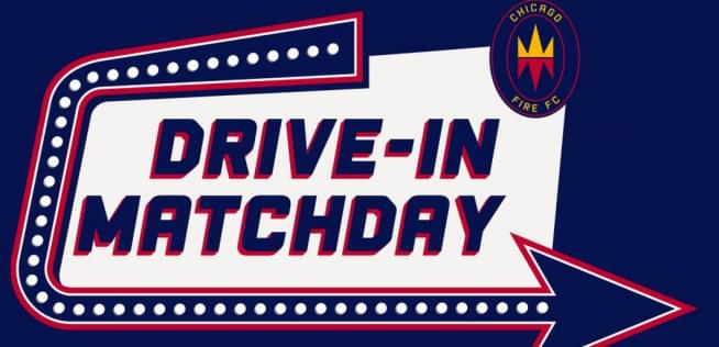 Chicago Fire hosting drive-in watch party outside Soldier Field