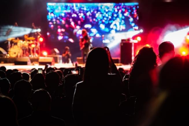 UK getting indoor concerts next month