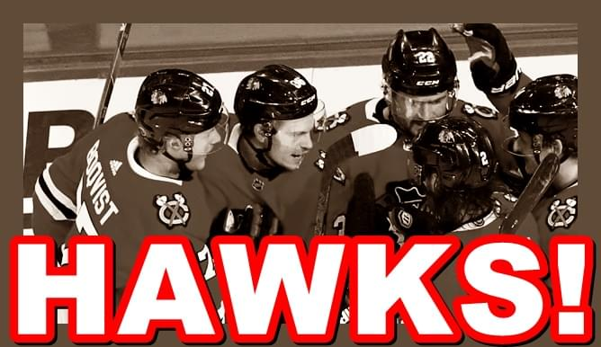 Blackhawks advance to the Stanley Cup playoffs