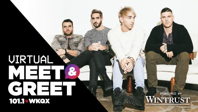 Virtual Meet and Greet with All Time Low