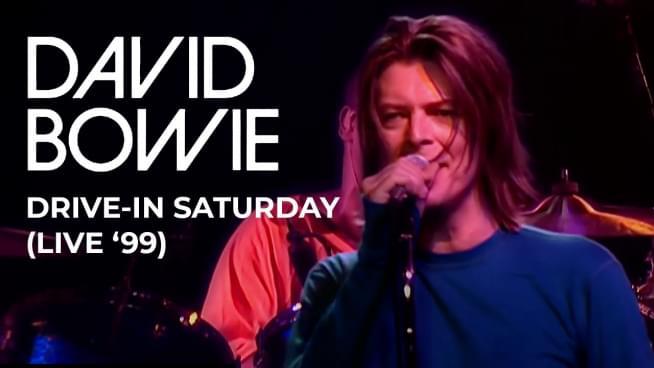 New David Bowie live album released