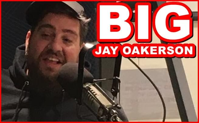 Comedian Big Jay Oakerson gets assaulted on stage