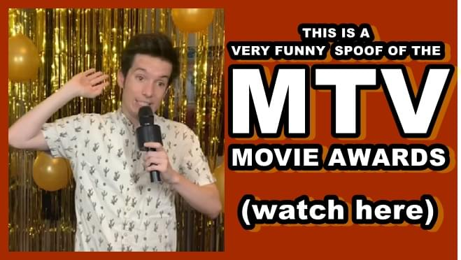 Chicago comedians host their own 'MTV Movie Awards'