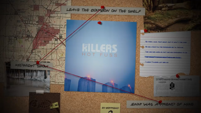 The Killers have a murder mystery in 'Hot Fuss'