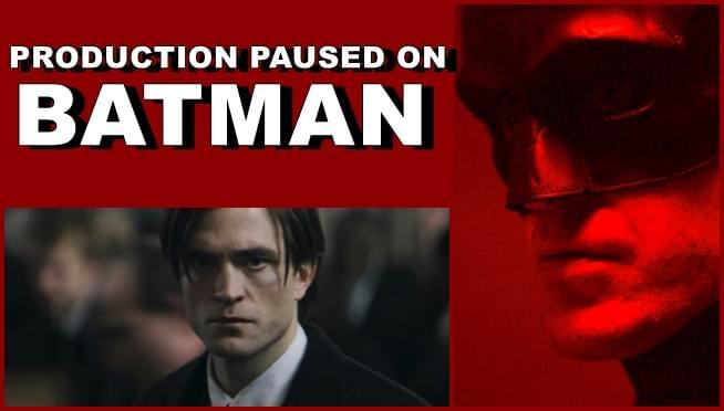 Robert Pattinson tests positive for Coronavirus, Batman production paused