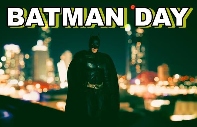 Celebrate Batman Day! Trivia quiz, printable activity book, & more