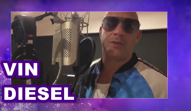 This EDM song from Vin Diesel is a thing