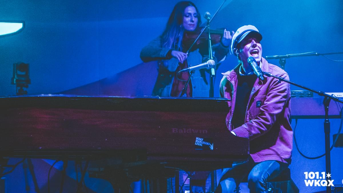Andrew McMahon In The Wilderness — Live From The Lot — Night Three