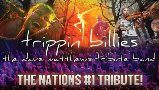 10/25/20 – Trippin Billies! The Dave Matthews Tribute Band
