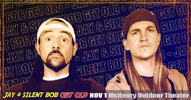 11/01/20 – Jay and Silent Bob Get Old