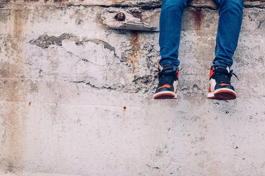What color are Billie Eilish's shoes?