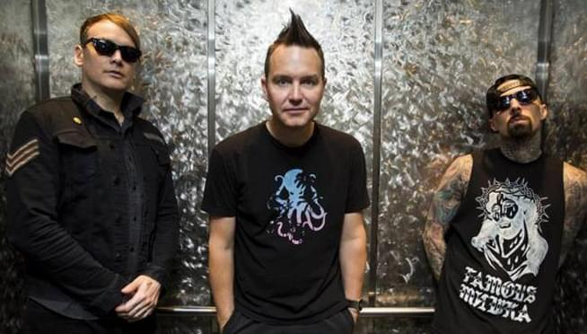 Blink-182 are going for old school vibes in their new music