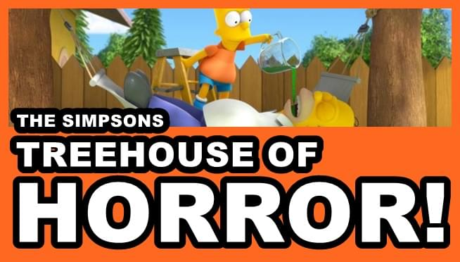 Watch trailer for 'The Simpsons' Treehouse of Horror XXXI