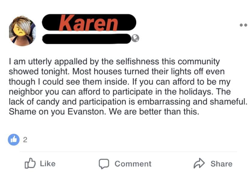 Whose Karen is it update
