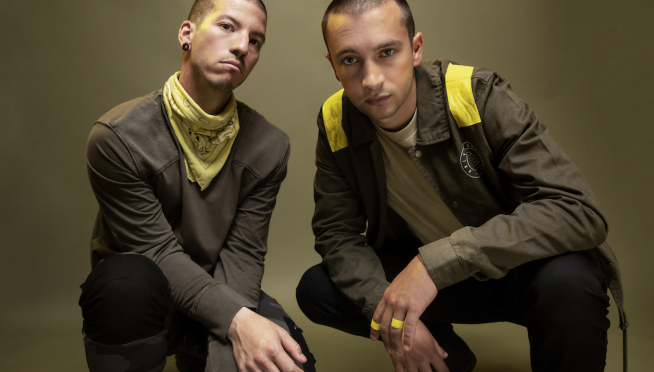 """Twenty One Pilots """"never-ending video"""" does, in fact, come to an end."""