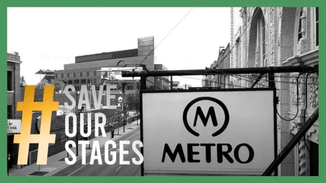 #SaveOurStages: $15 billion in federal aid coming to music venues