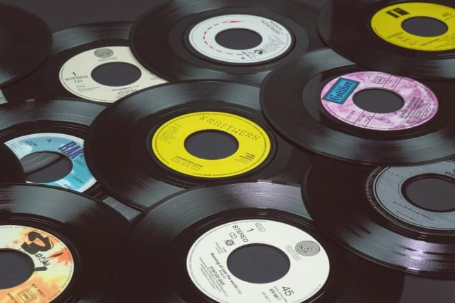 Vinyl scores record-breaking sales for Christmas