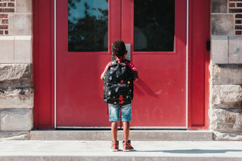 Relationship Court: Should we send our kid back to school?