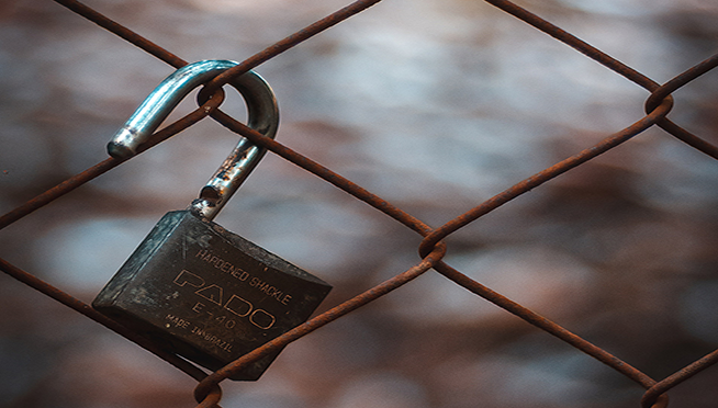Love locks are getting cut off bridges.  And that's the perfect thing to do.