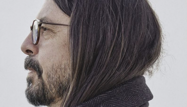 Dave Grohl is releasing a book!