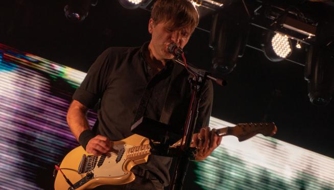 Fender Creates Artist Signature Series Ben Gibbard Mustang Guitar