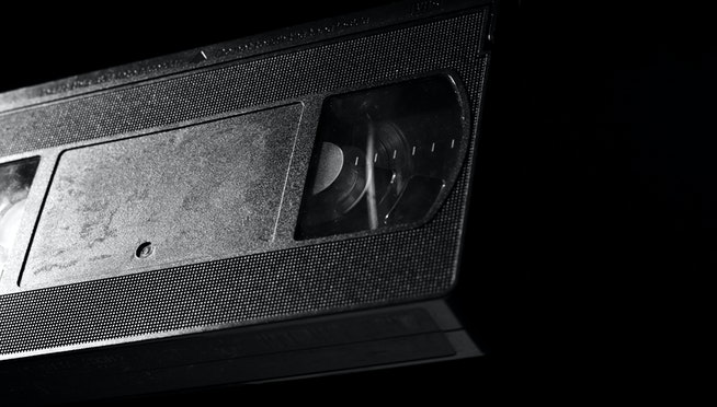 Felony charge for woman who fails to return VHS video rental — 20 years ago.