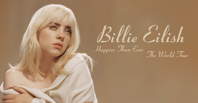 3/14/22 – Billie Eilish