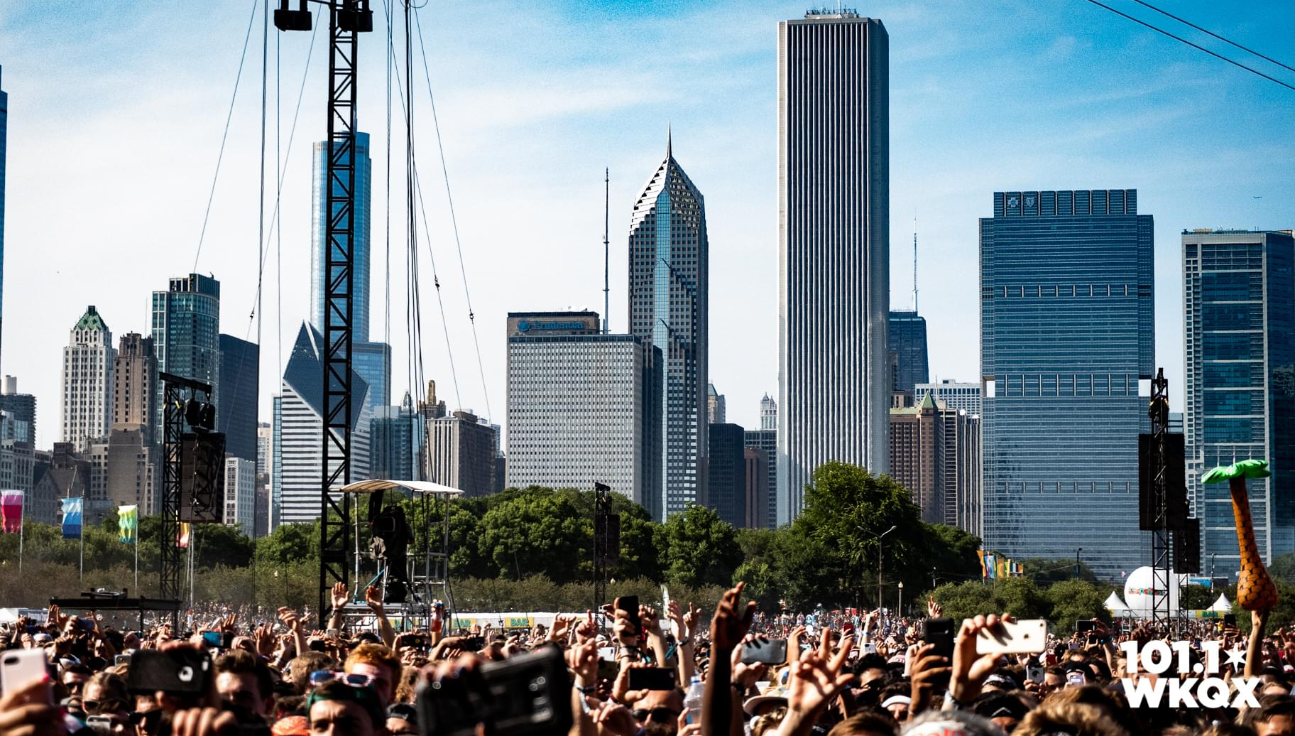 Surprise!  Here's your Lollapalooza schedule!