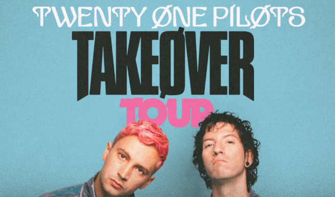 Twenty One Pilots announce Chicago takeover!