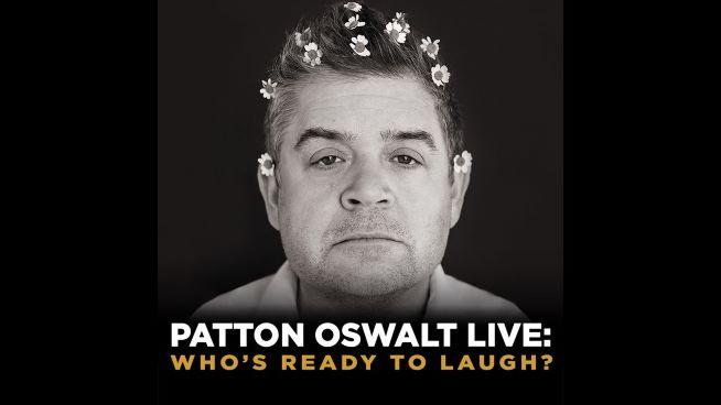 4/9/2022 – Patton Oswalt