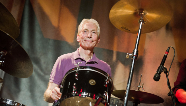 Charlie Watts, drummer for the Rolling Stones, has passed away