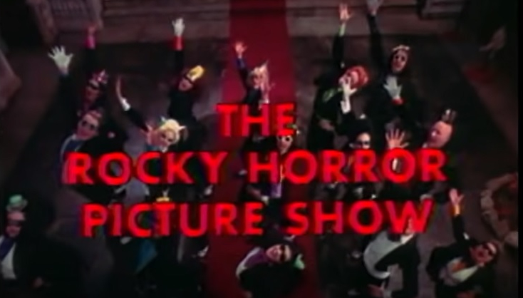The Rocky Horror Picture Show screening at Millennium Park