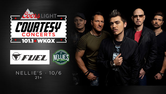 10/6/21 – 101WKQX Courtesy Concert with Fuel