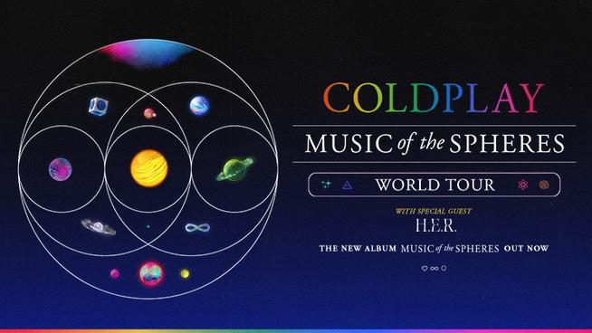 Ticket Blitz Thursday – Coldplay