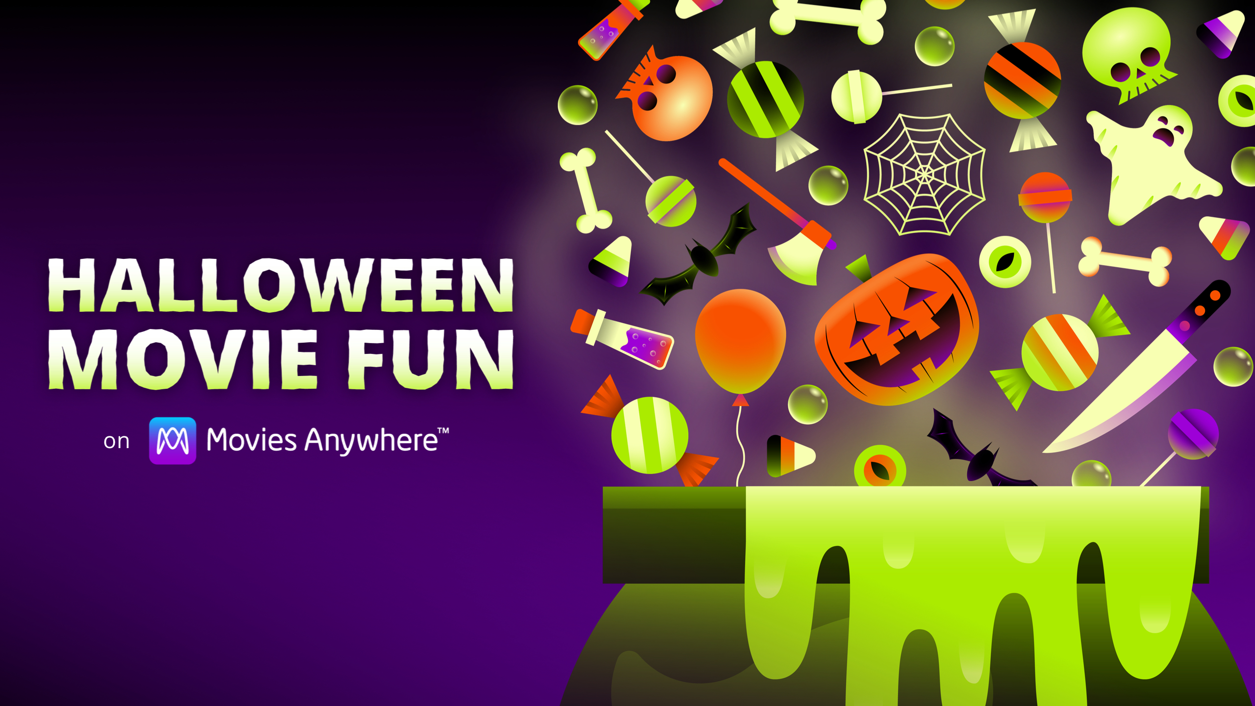 Win the Ultimate Halloween Movie prize pack