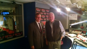 Big John Howell with Rep. Hultgren on December 4th, 2015