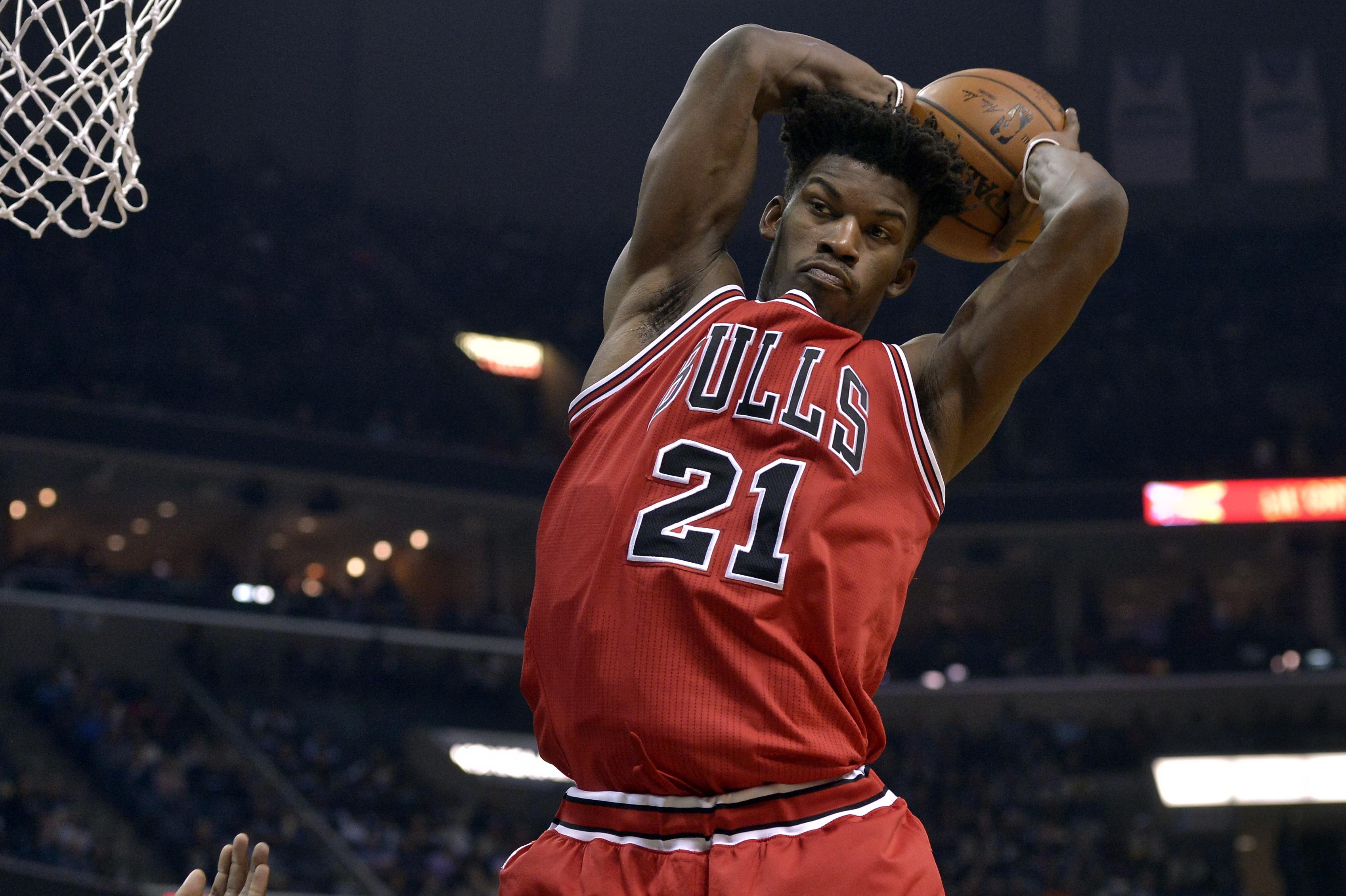 Jimmy Butler Named All-NBA Third Team