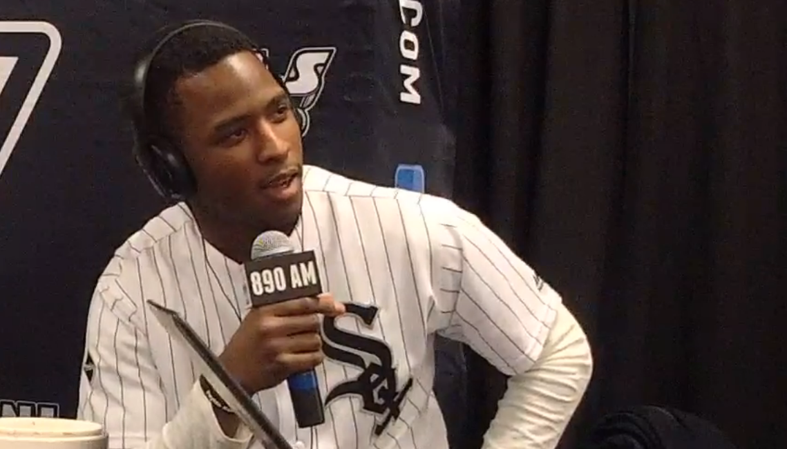 SoxFest 2017 – Tim Anderson Interview