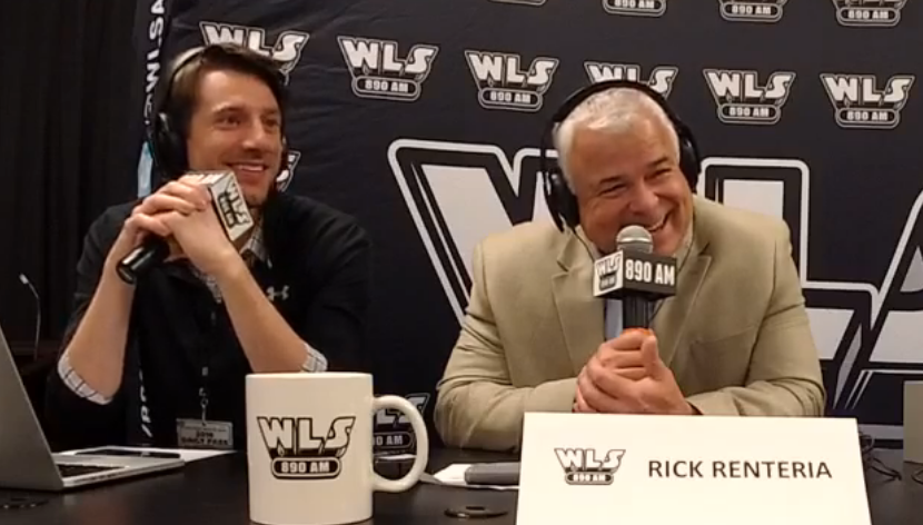 SoxFest 2017 – Rick Renteria and Todd Steverson Interview