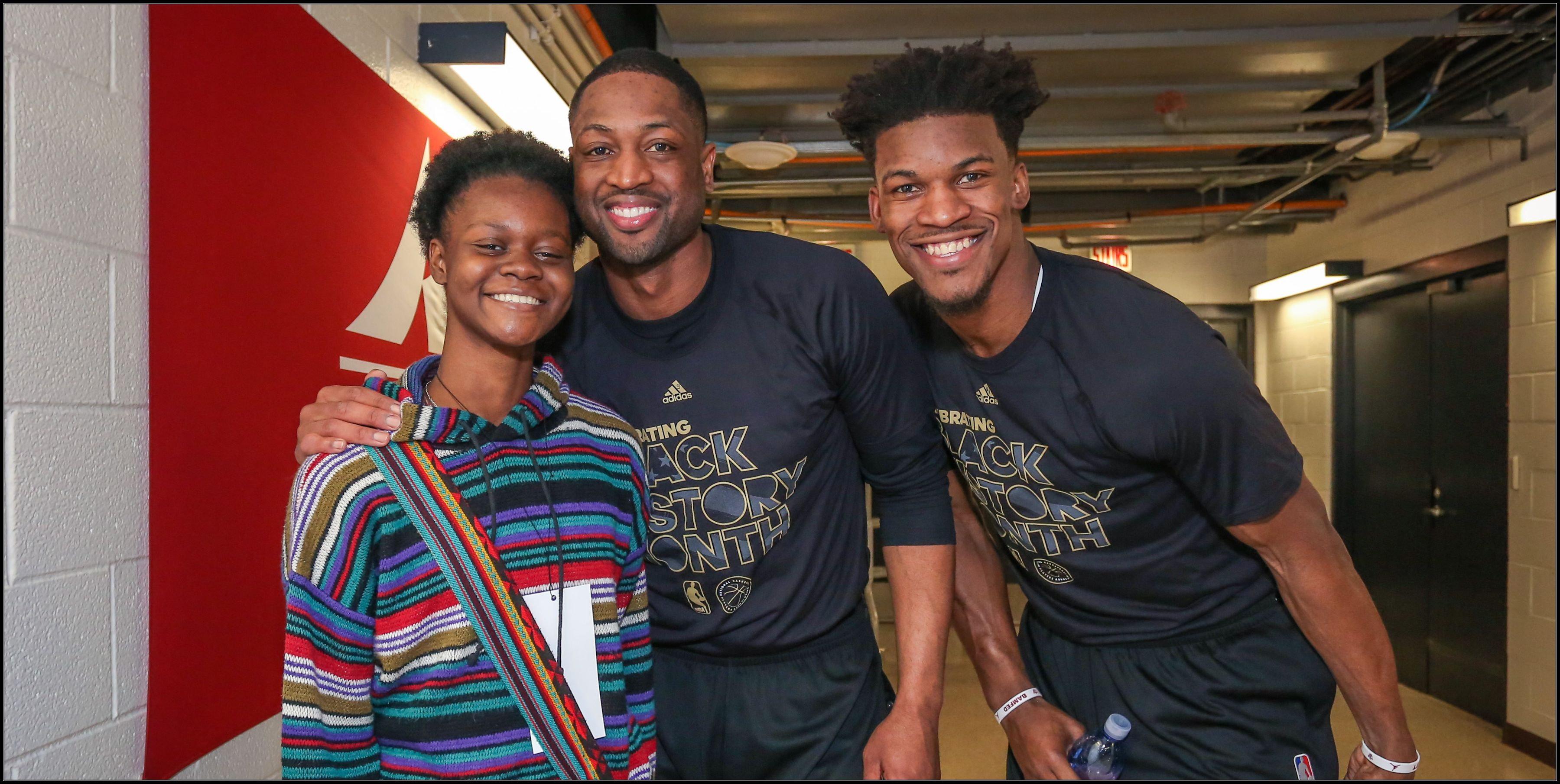 Chicago Bulls' Jimmy Butler and Dwayne Wade Nominated for 2016-2017 Seasonlong NBA Cares Community Assist Award