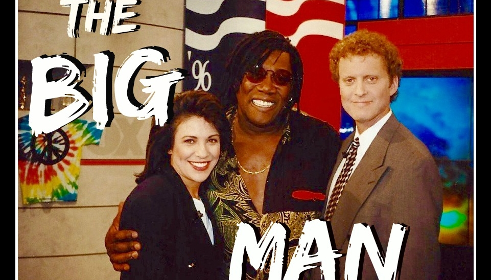 Vintage Footage of The Big Man Clarence Clemons on CBS West 57th Show!