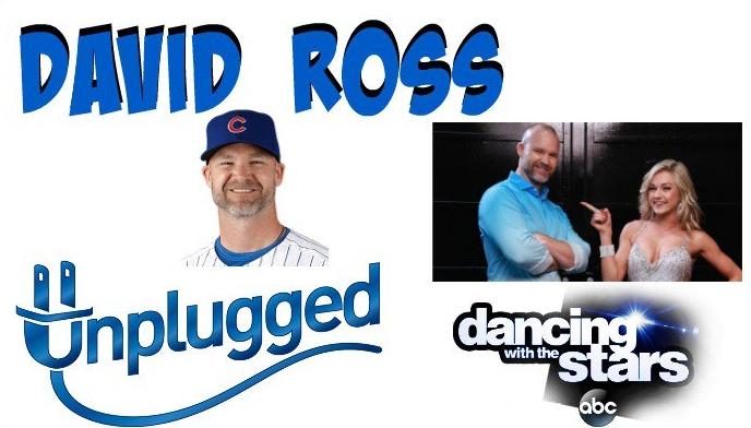 DWTS Chicago Cub David Ross UNPLUGGED Surprises a Kid!