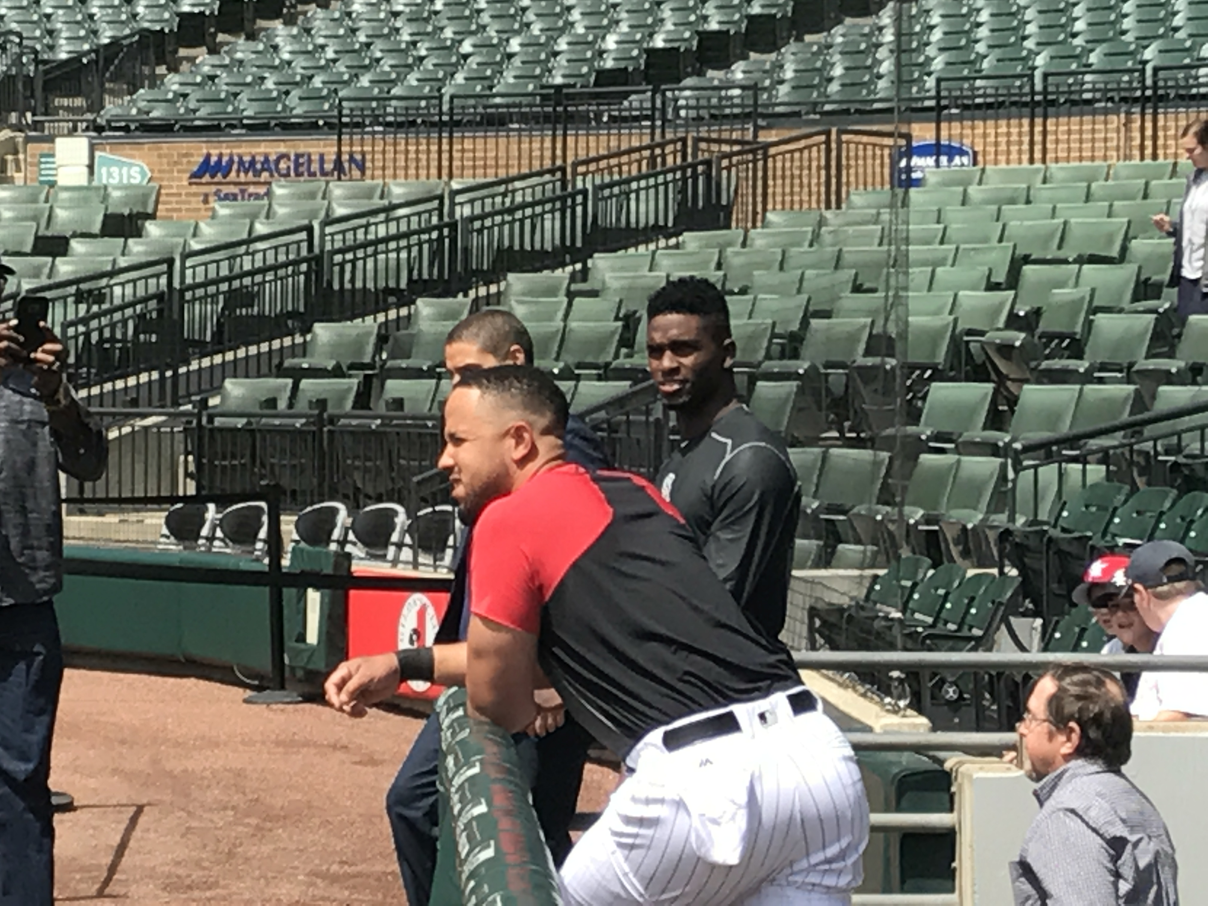 Luis Robert and the White Sox Make It Official
