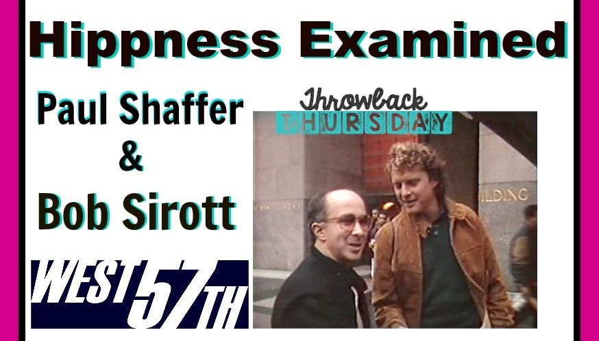 Bob Sirott Interviews Paul Shaffer