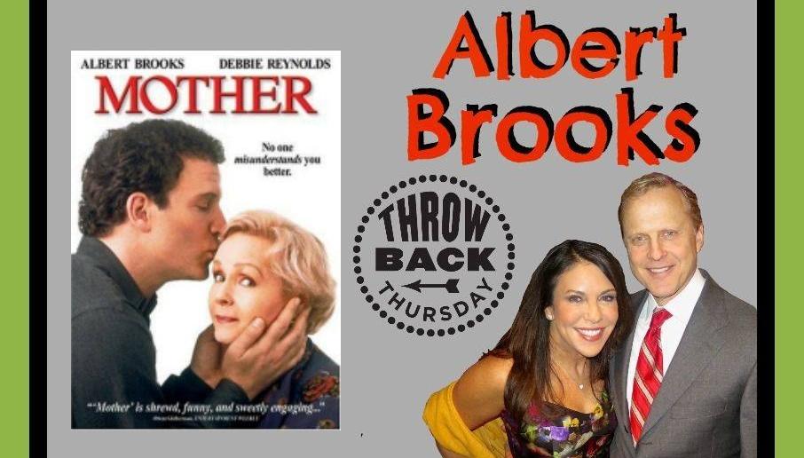 Albert Brooks Talks to Bob Sirott