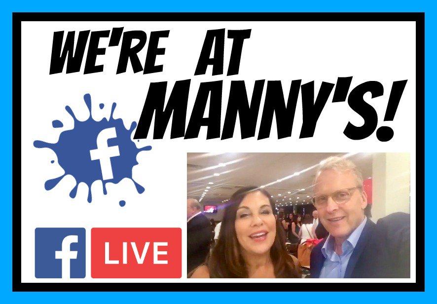 Sirott and Murciano celebrates the 75th Anniversary of Manny's Deli