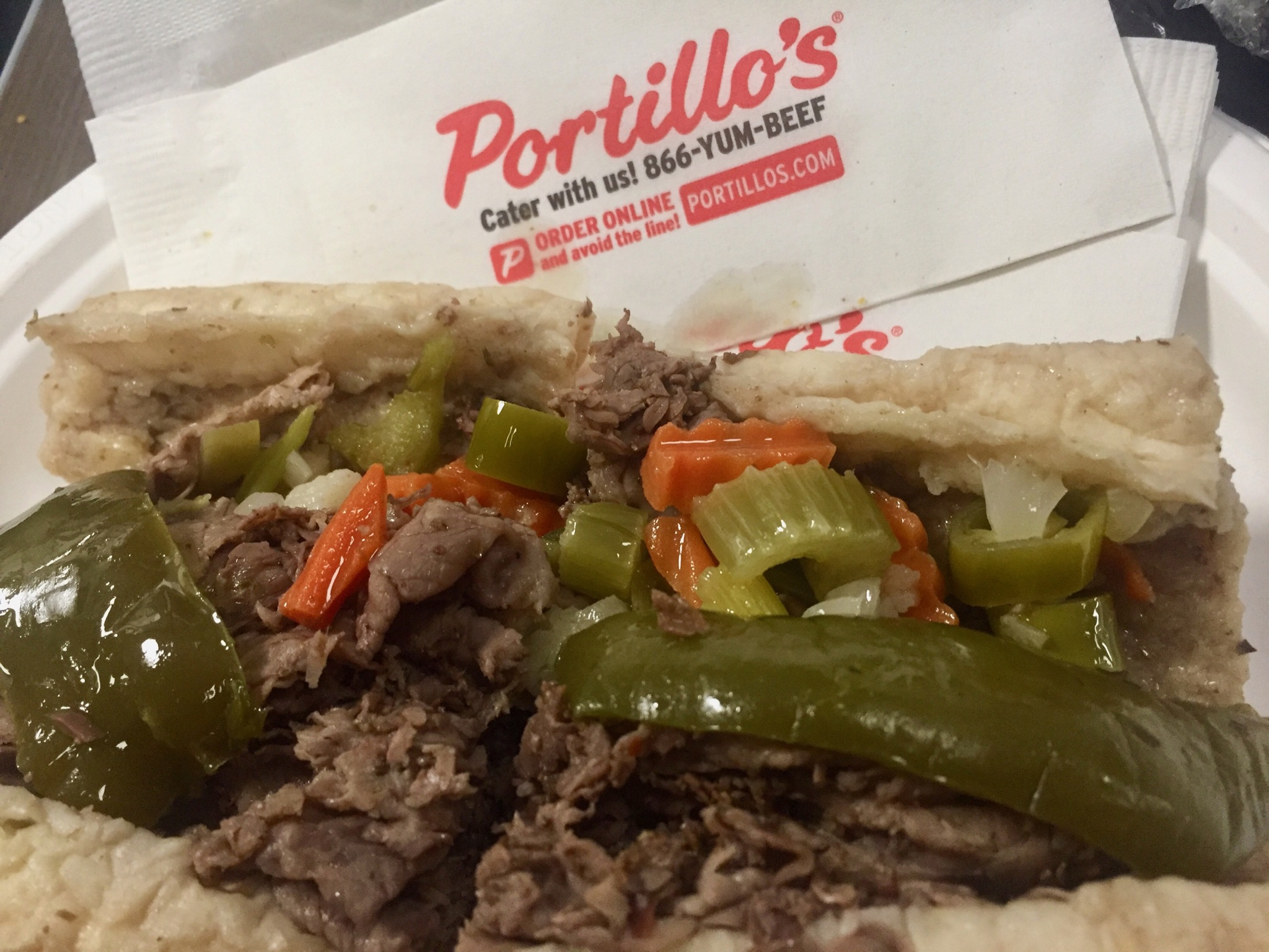 Foodie Friday – August 25, 2017 – Portillo's